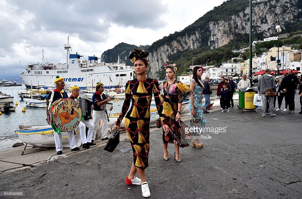 Dolce & Gabbana Spring 2017 campaign #DGmilennials