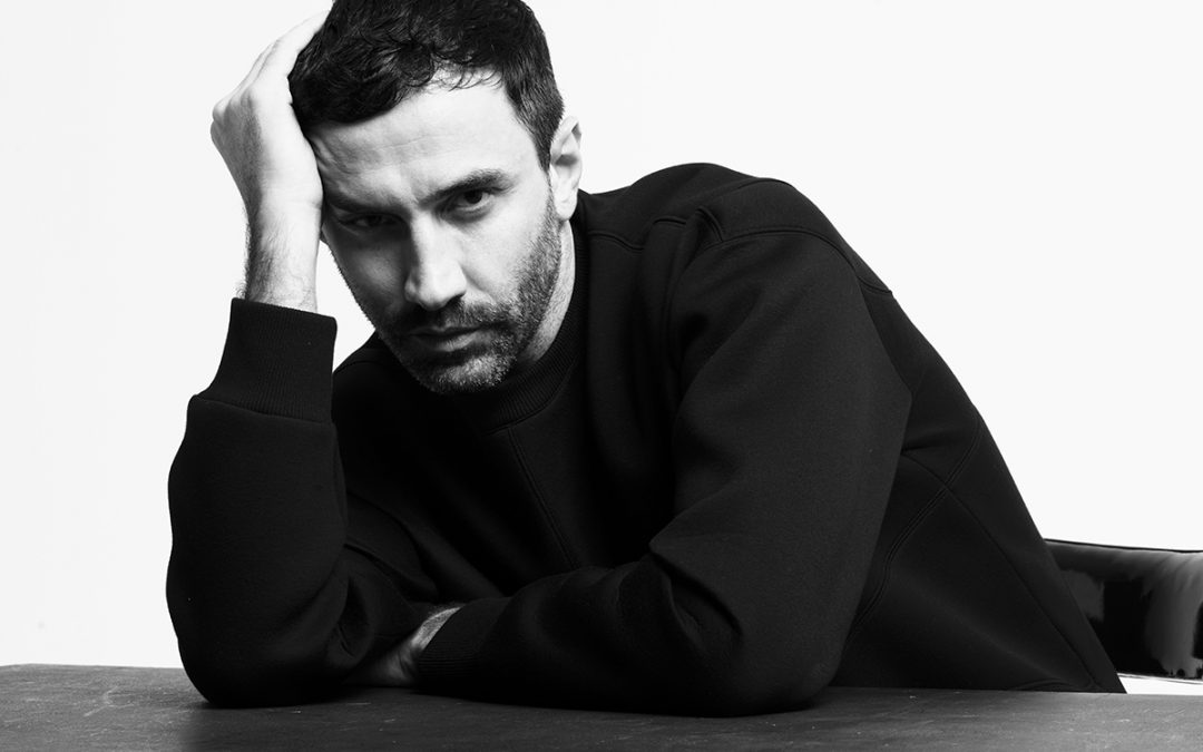 Riccardo Tisci departs from his role as creative director at Givenchy