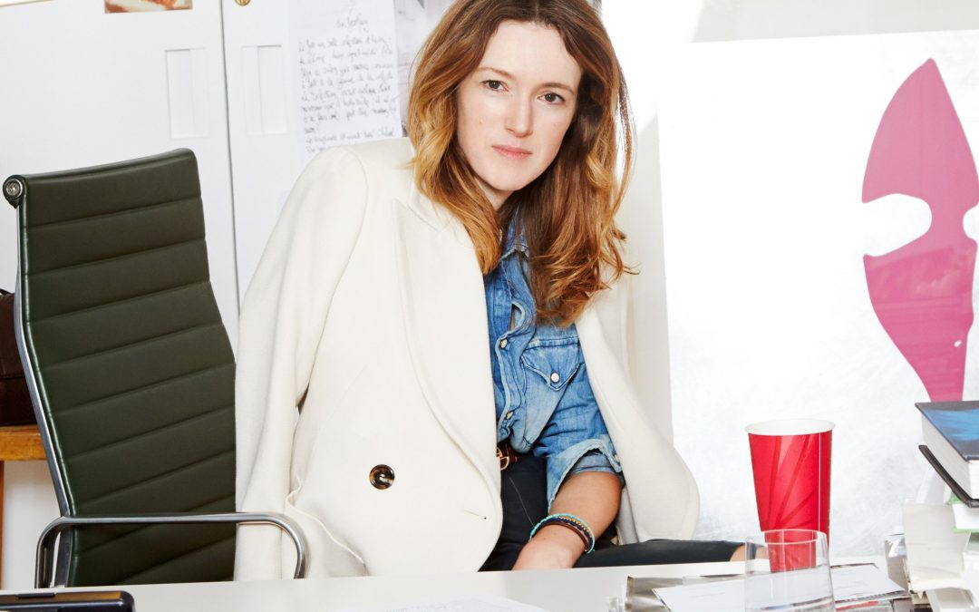 Clare Waight Keller; Givenchy's first female creative director!