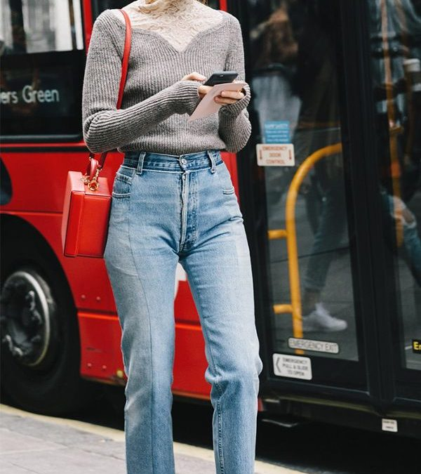 Are Mom Jeans the new skinny jeans?