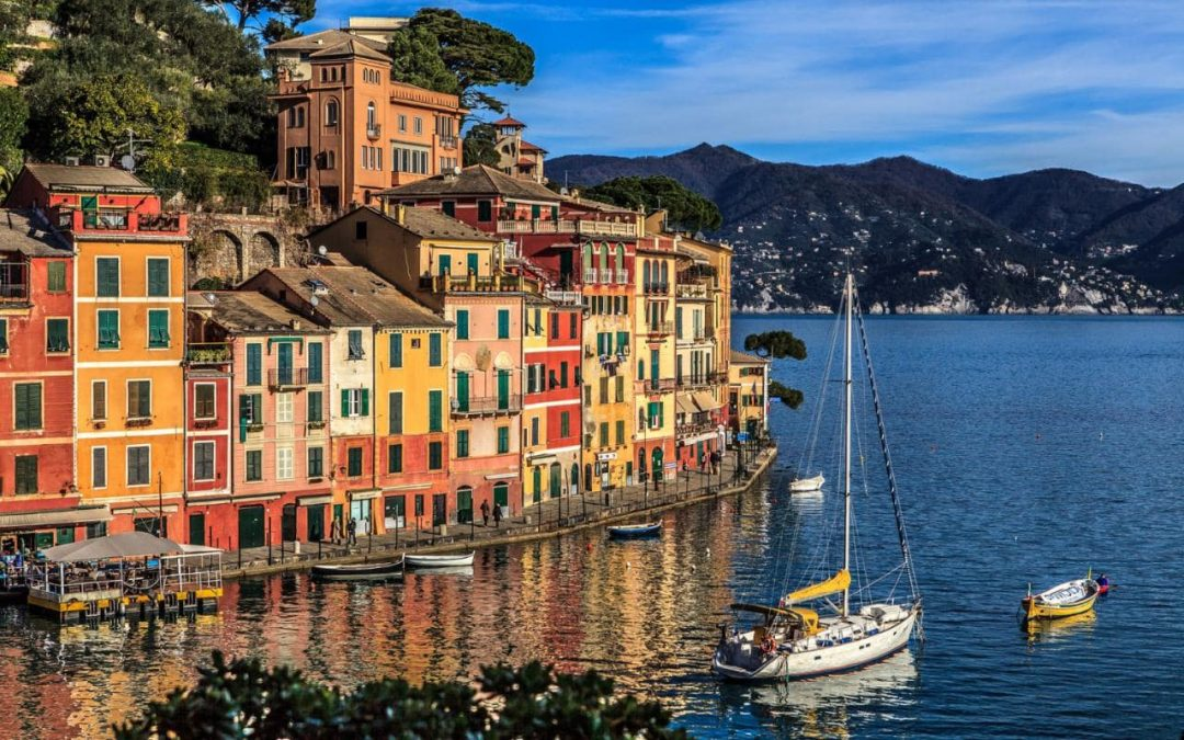 Portofino; the most beautiful Piazzetta in the world.