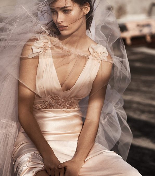 Topshop Bride; limited edition bridal collection