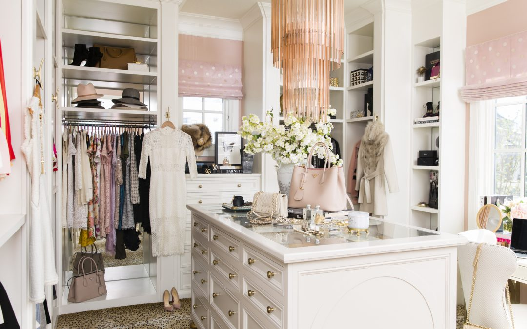 Spring cleaning; a time for a clutter free you