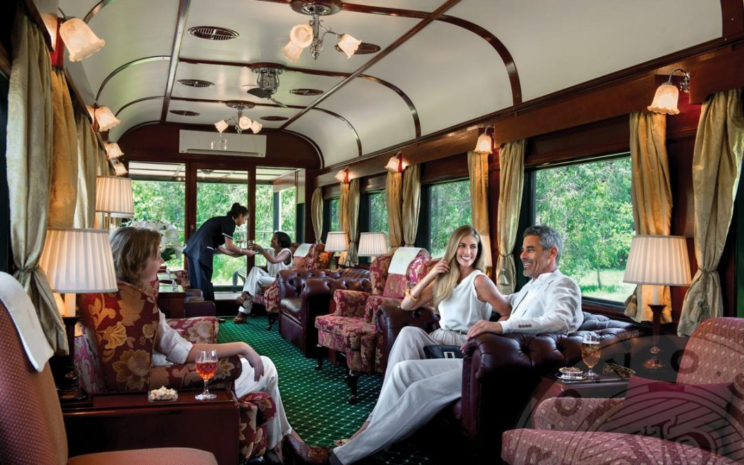 All About Africa; Luxury Trains in Southern Africa