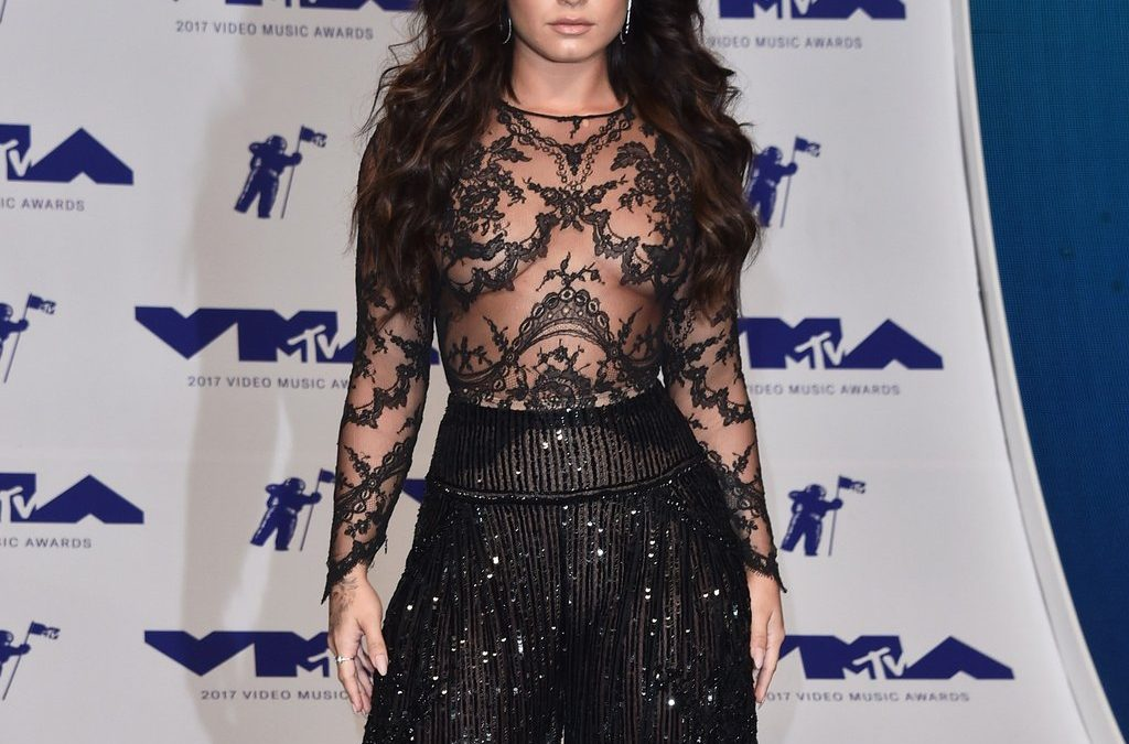 Best Dressed at the VMAS
