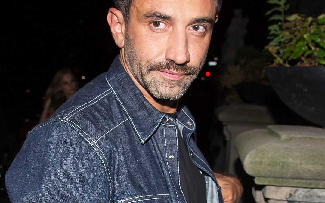 Riccardo Tisci Appointed as Chief Creative Officer of Burberry