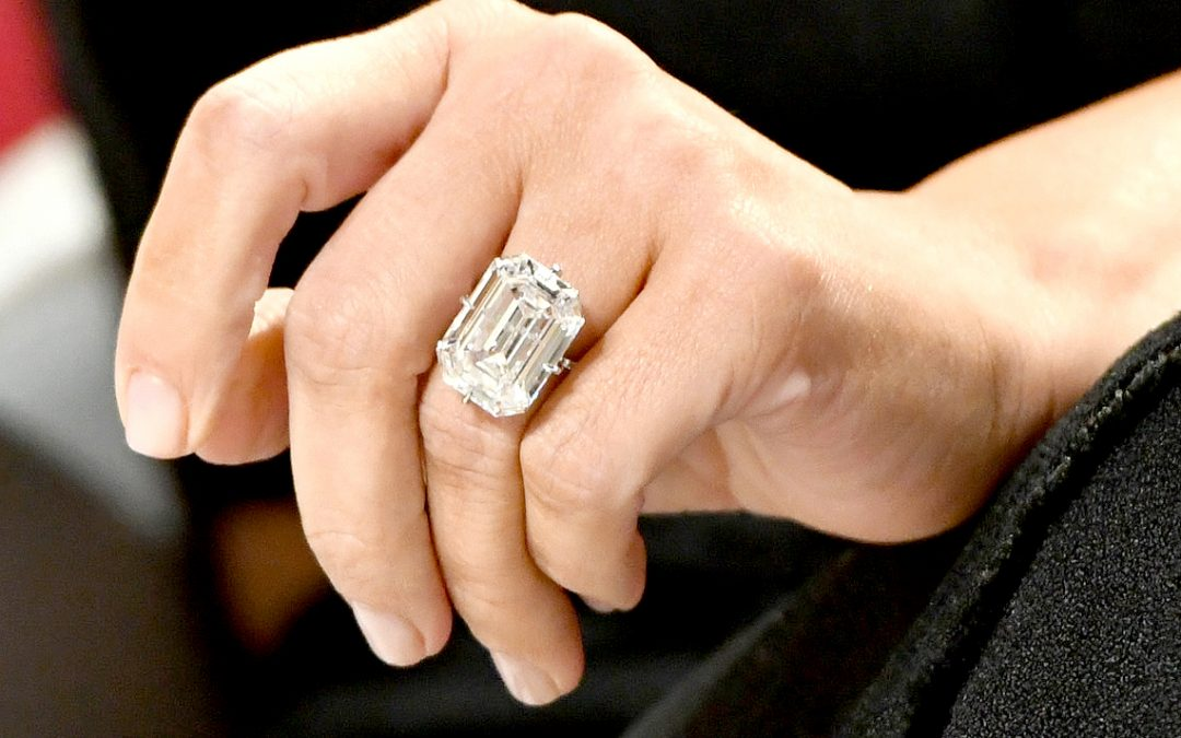 Summer Wedding Extravaganza; The Engagement Ring
