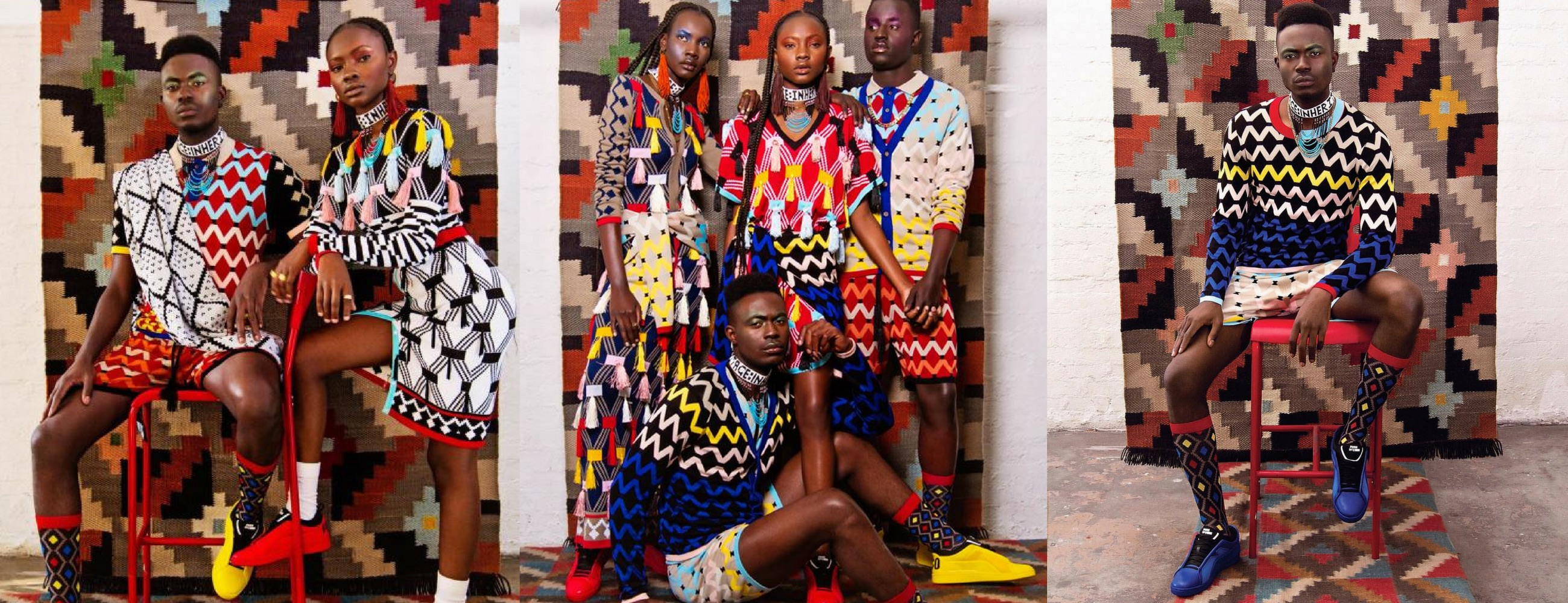 Image result for maxhosa by laduma