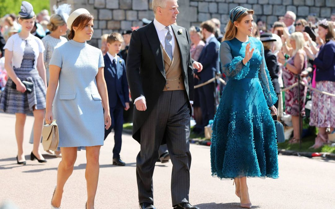 Royal Wedding 2018 Guest Fashion Ivis Today