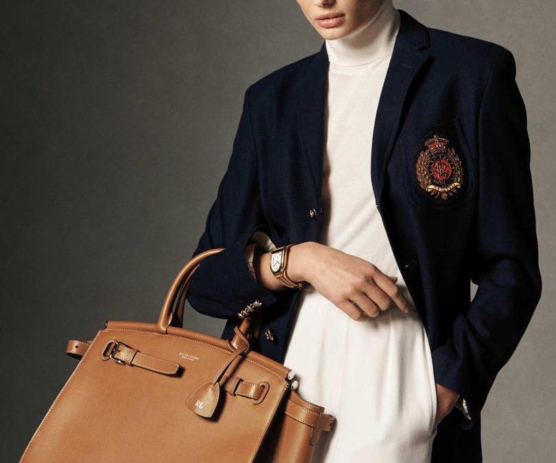 Can't get a hermes birkin? Grab yourself the RL50 handbag