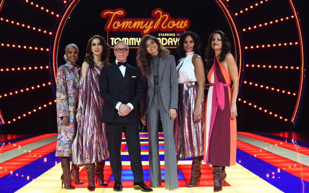 The best of PFW; ZENDAYA X Tommy Hilfiger