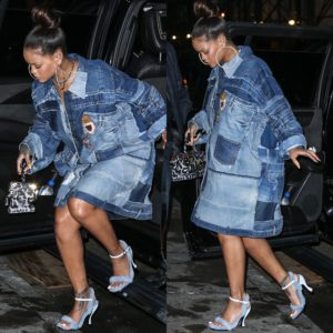 d is for denim