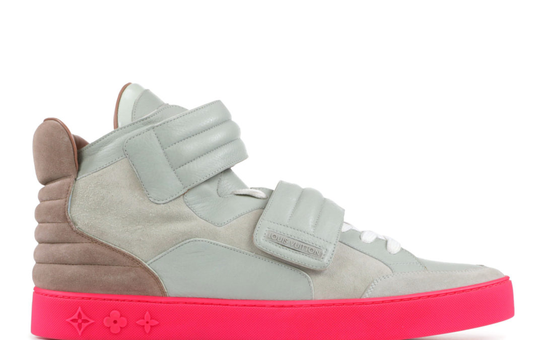 What I would buy if I won the lottery: Kanye West x Louis Vuitton trainers