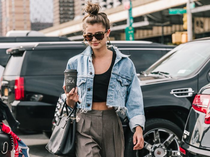 Cropped jackets you need to cop