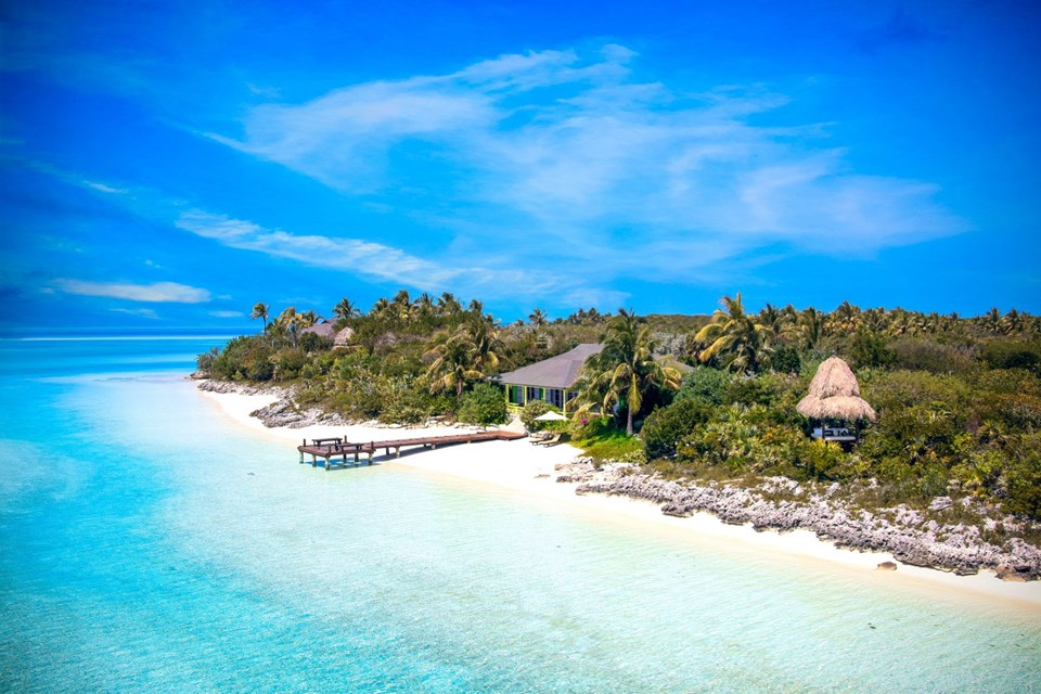 Most expensive holiday destinations; Musha Cay