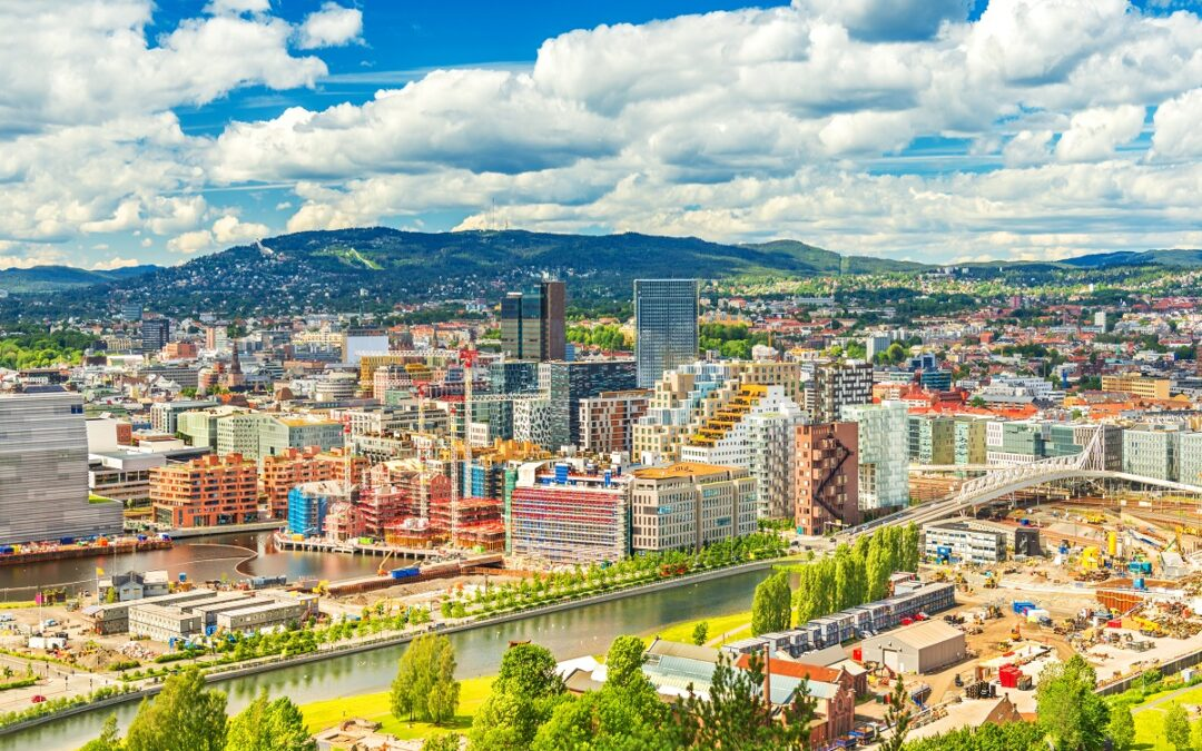 Most expensive holiday destinations; Oslo