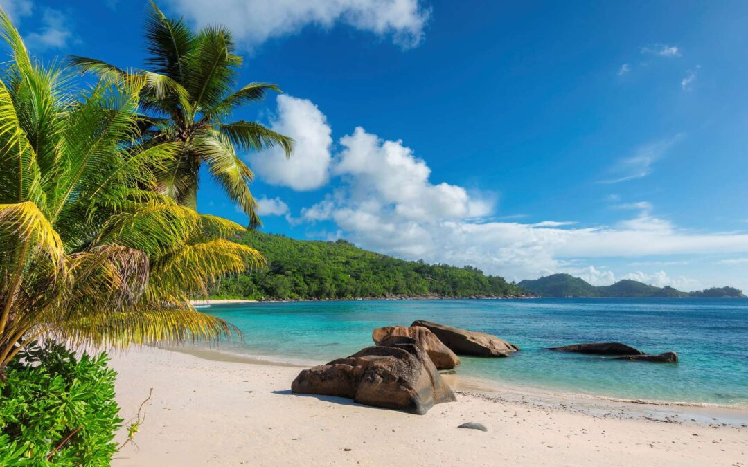 Most expensive holiday destinations; Seychelles